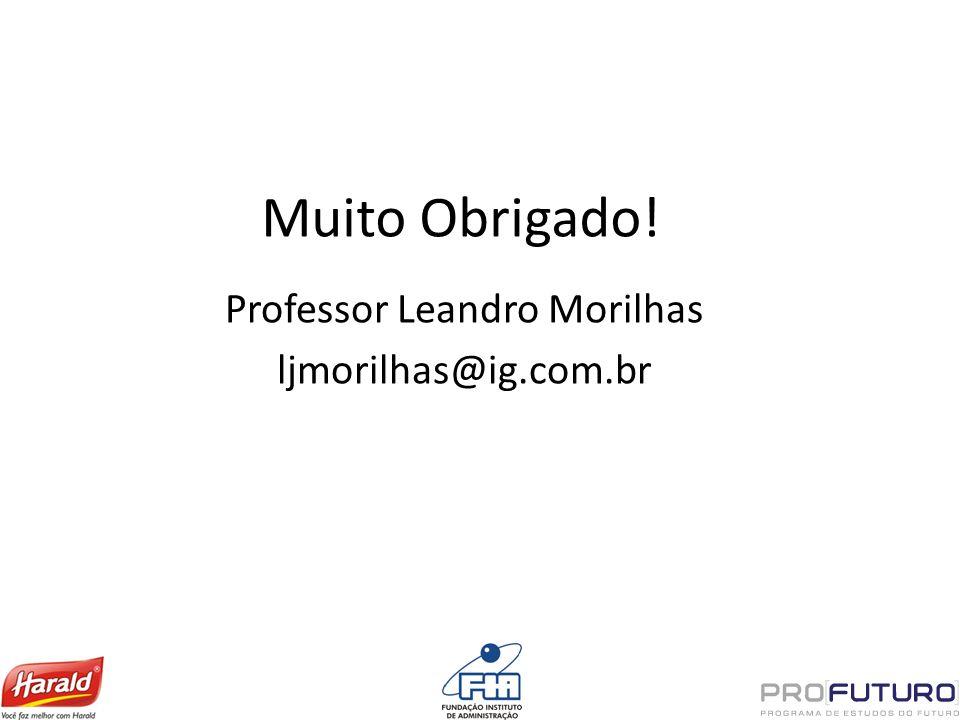 Professor Leandro Morilhas