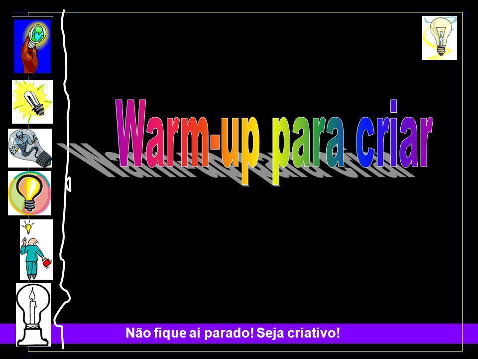 Warm-up para criar