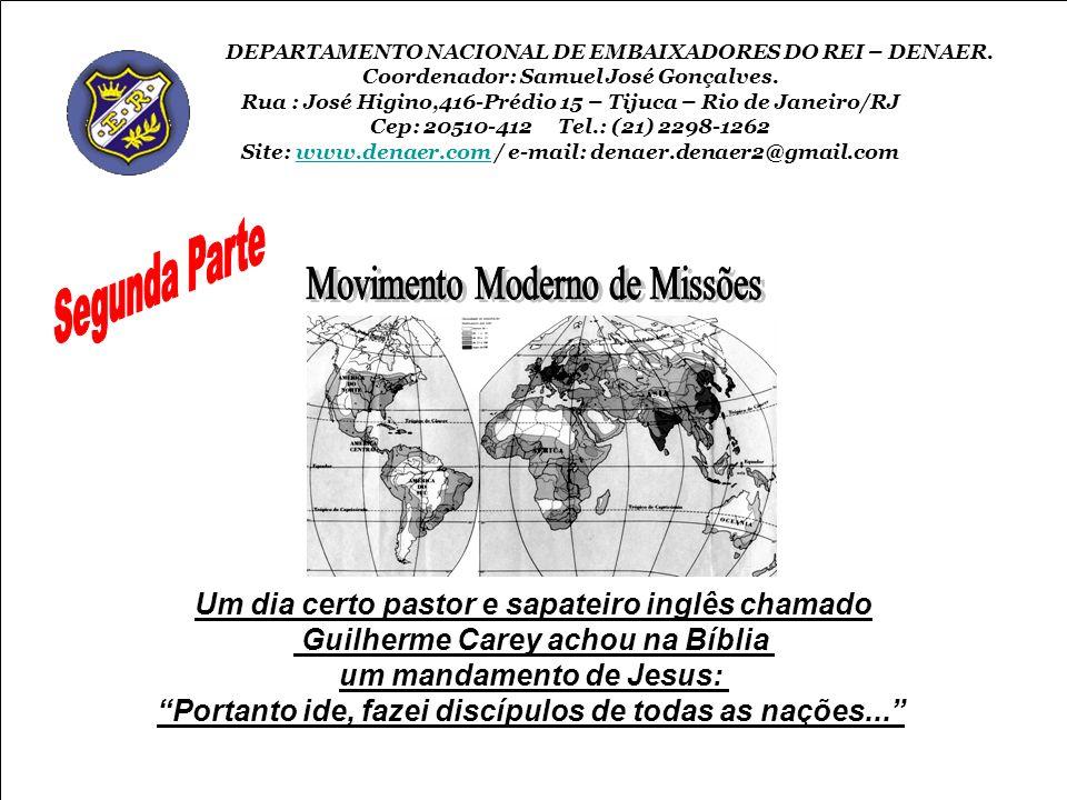 Movimento Moderno de Missões