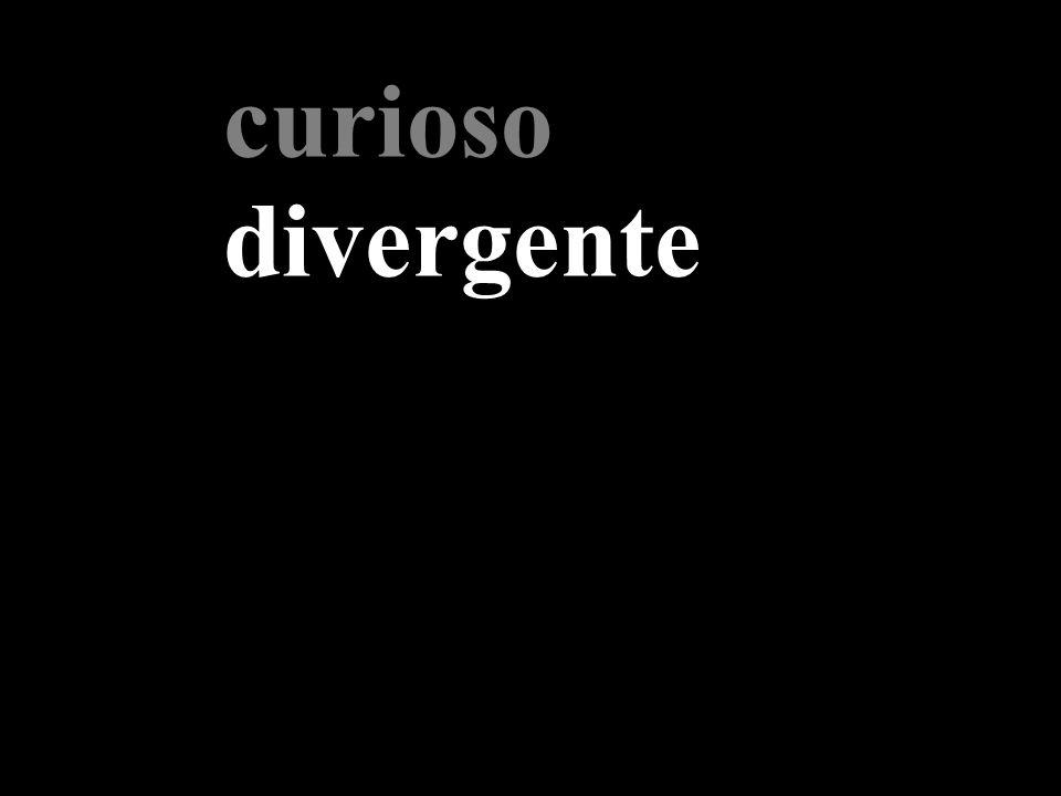 curioso divergente