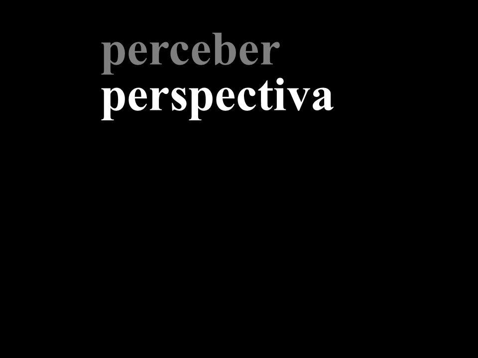 perceber perspectiva