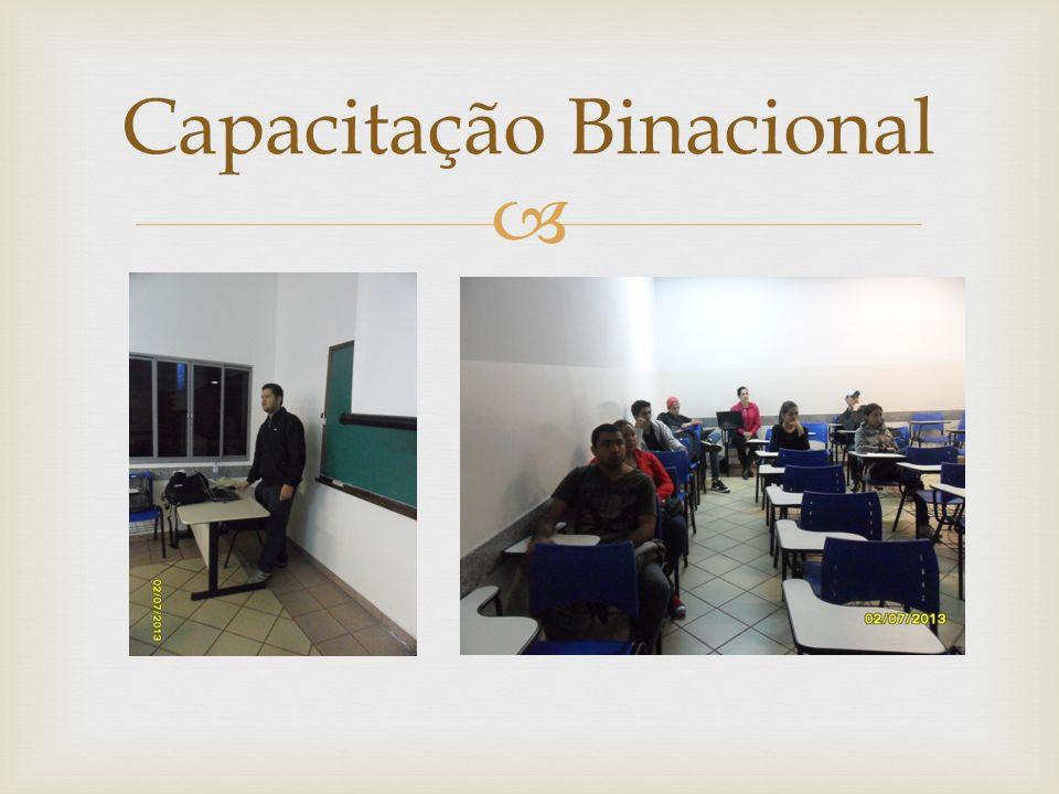 Capacitação Binacional