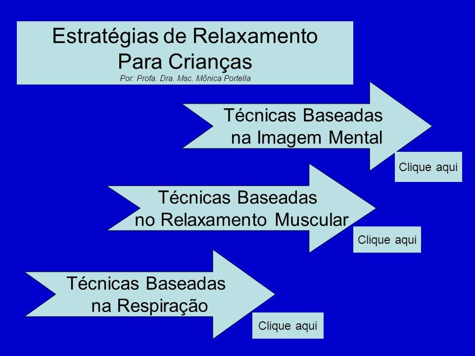 no Relaxamento Muscular