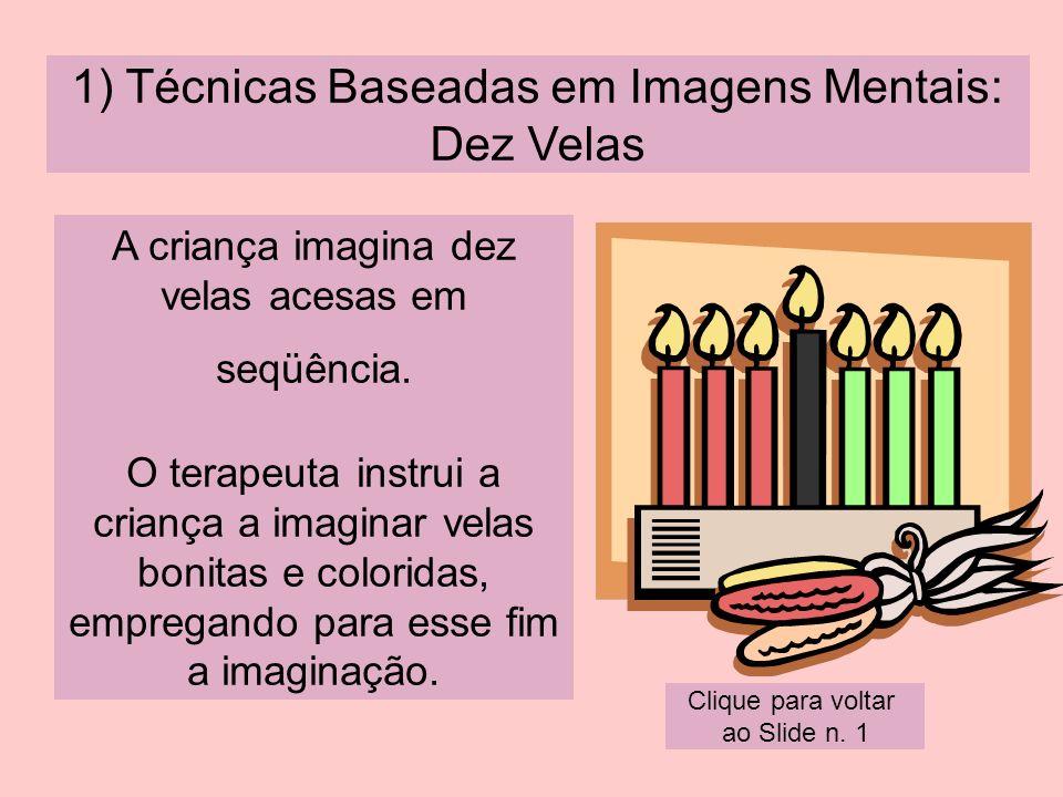 1) Técnicas Baseadas em Imagens Mentais: Dez Velas