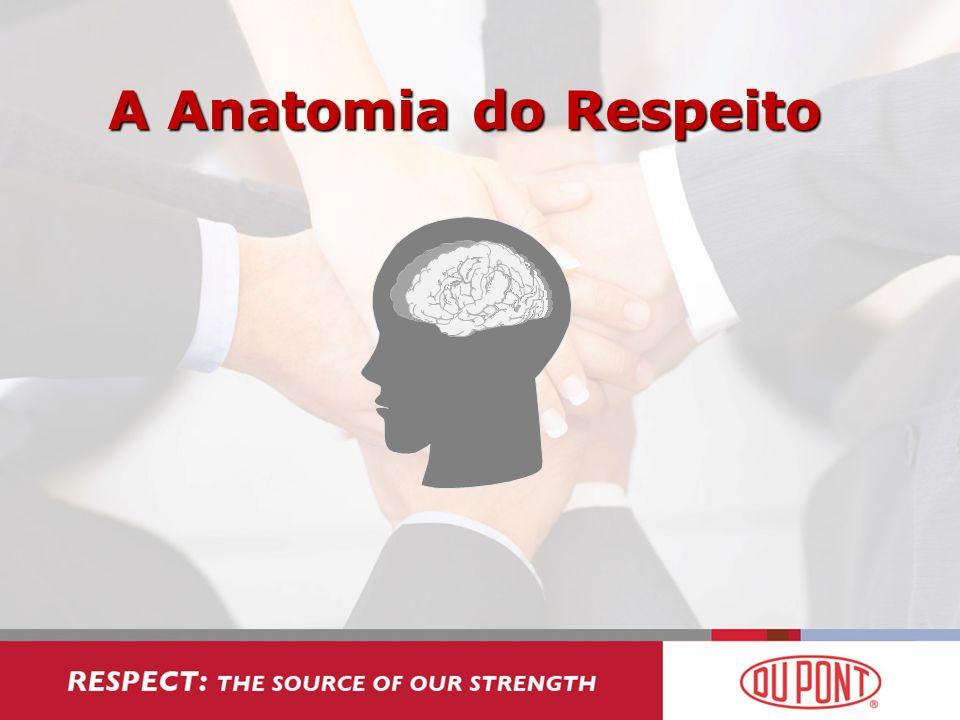 A Anatomia do Respeito
