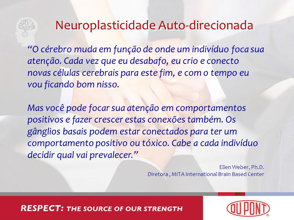 Neuroplasticidade Auto-direcionada