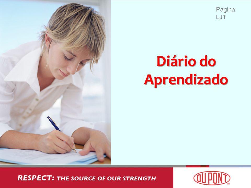 Página: LJ1 Diário do Aprendizado