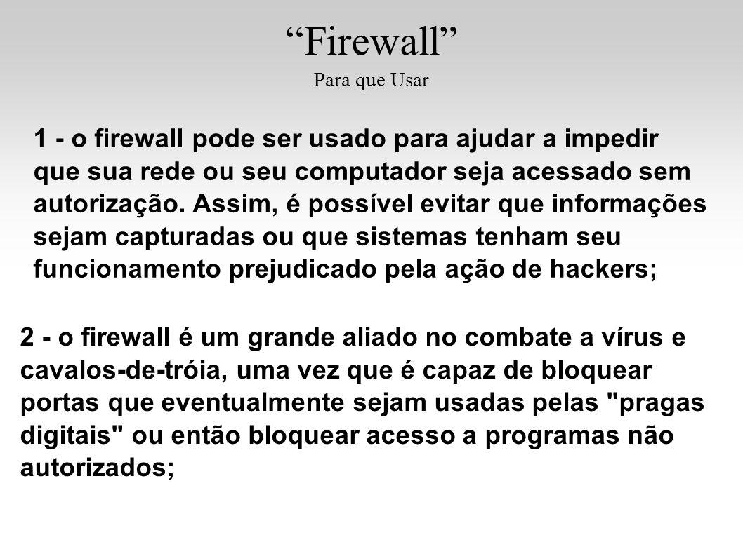 Firewall Para que Usar.