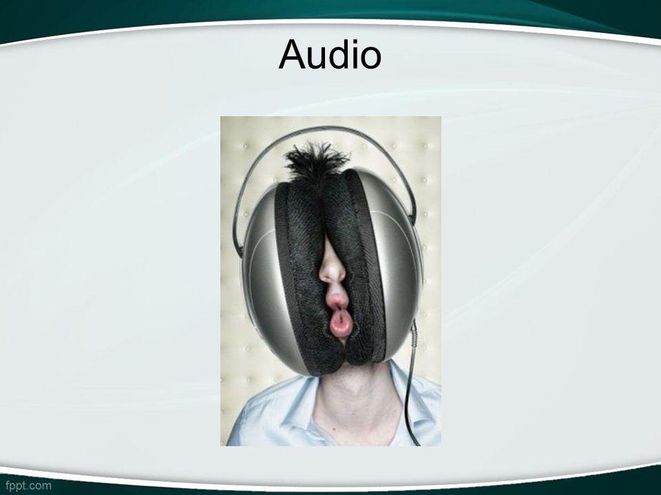 Audio -Também muito importante -Deixa o jogo muito mais rico