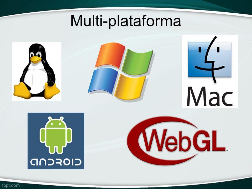 Multi-plataforma -Aumenta a produtividade, pois não é necessário fazer deploy no celular toda hora.