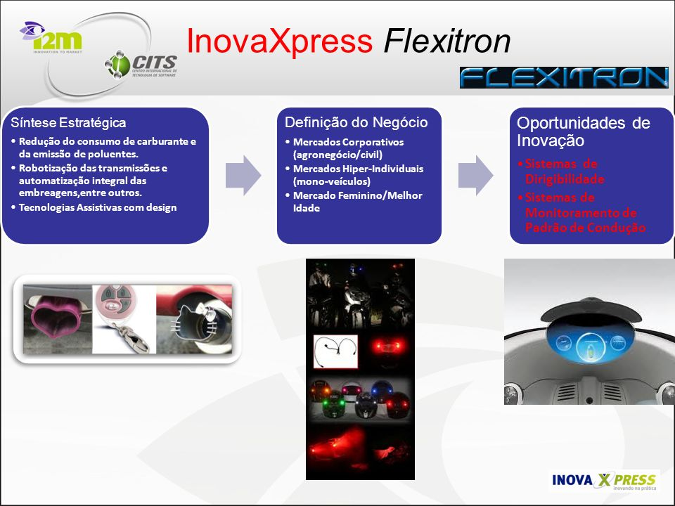 InovaXpress Flexitron