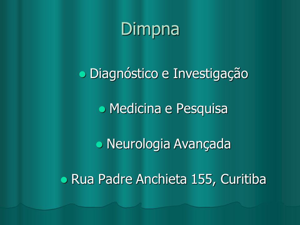 Dimpna Diagnóstico e Investigação Medicina e Pesquisa