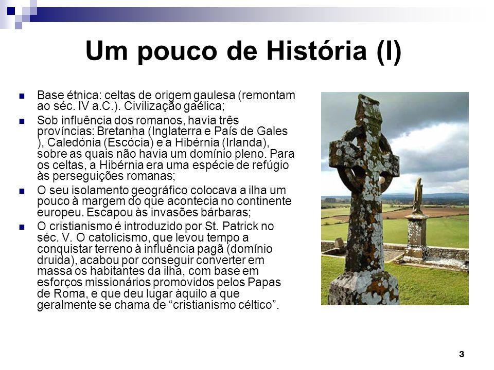 Um pouco de História (I)