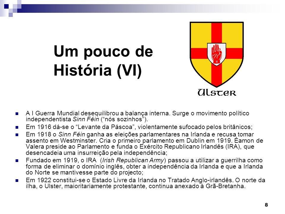 Um pouco de História (VI)