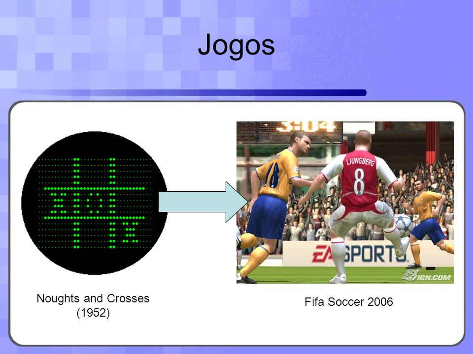Jogos Noughts and Crosses Fifa Soccer 2006 (1952)