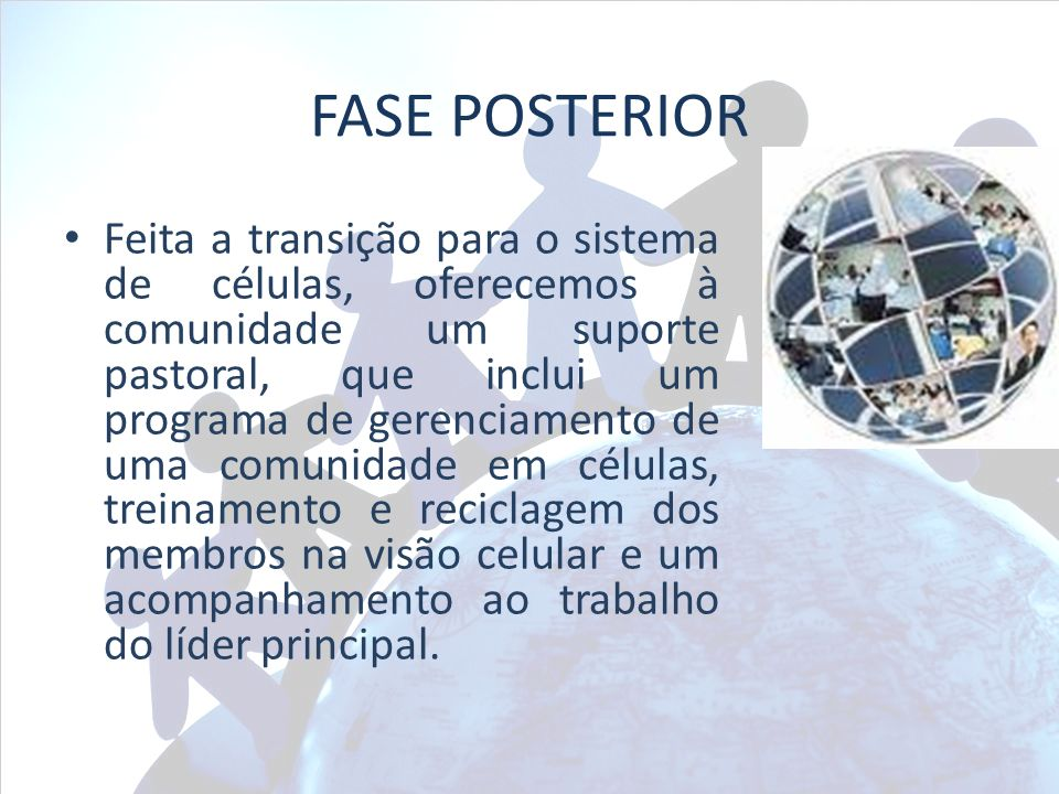 FASE POSTERIOR