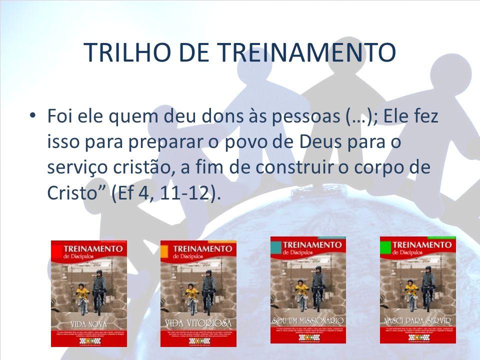 TRILHO DE TREINAMENTO