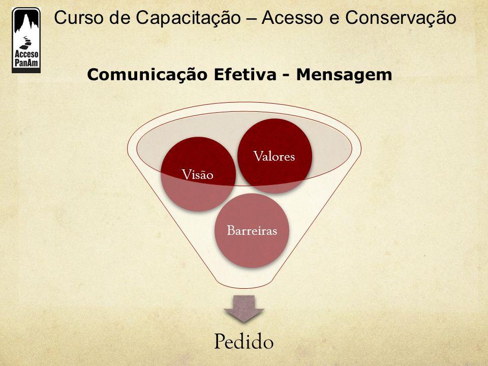 Comunicação Efetiva - Mensagem