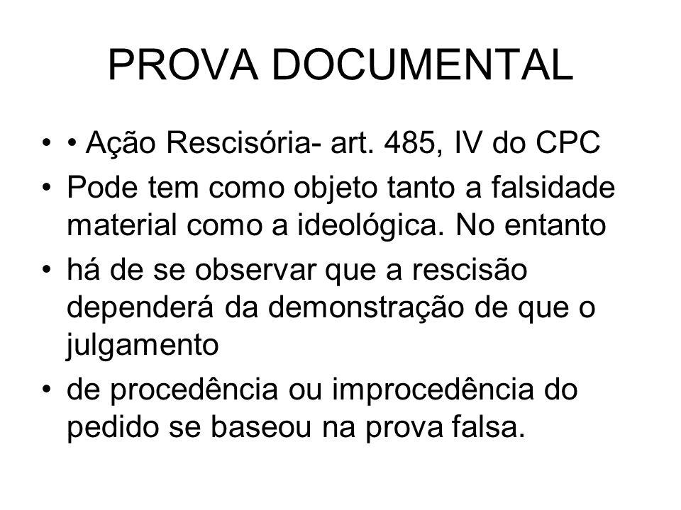 Artigo 485 do cpc