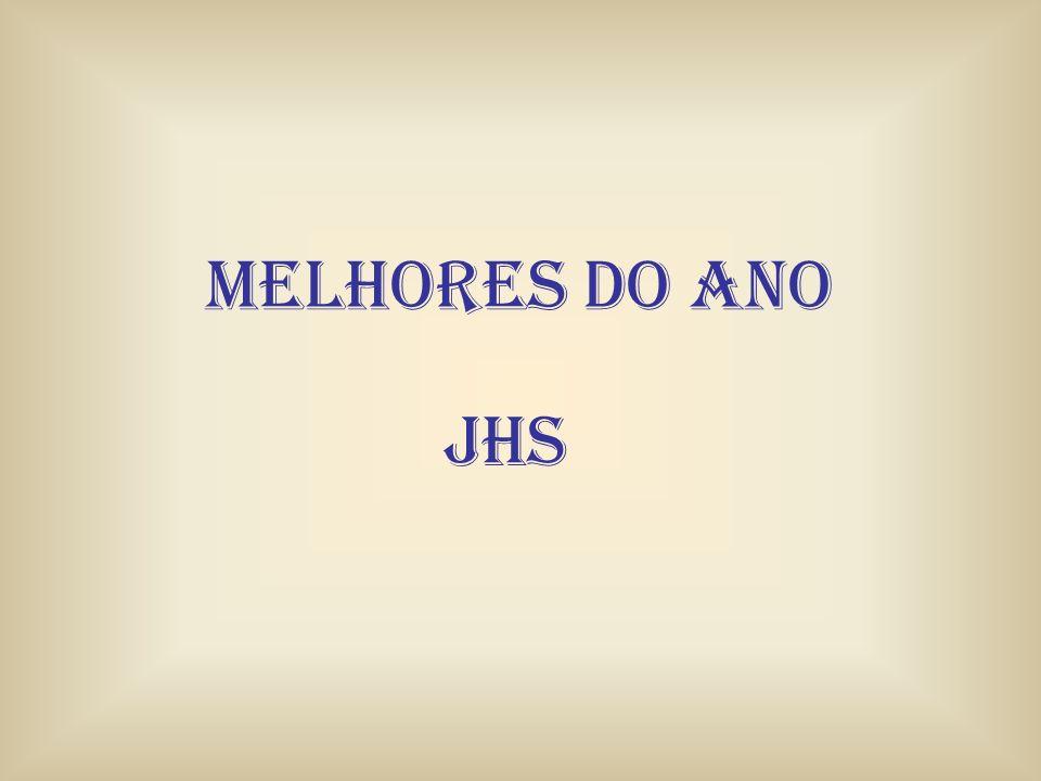 MELHORES DO ANO jhs