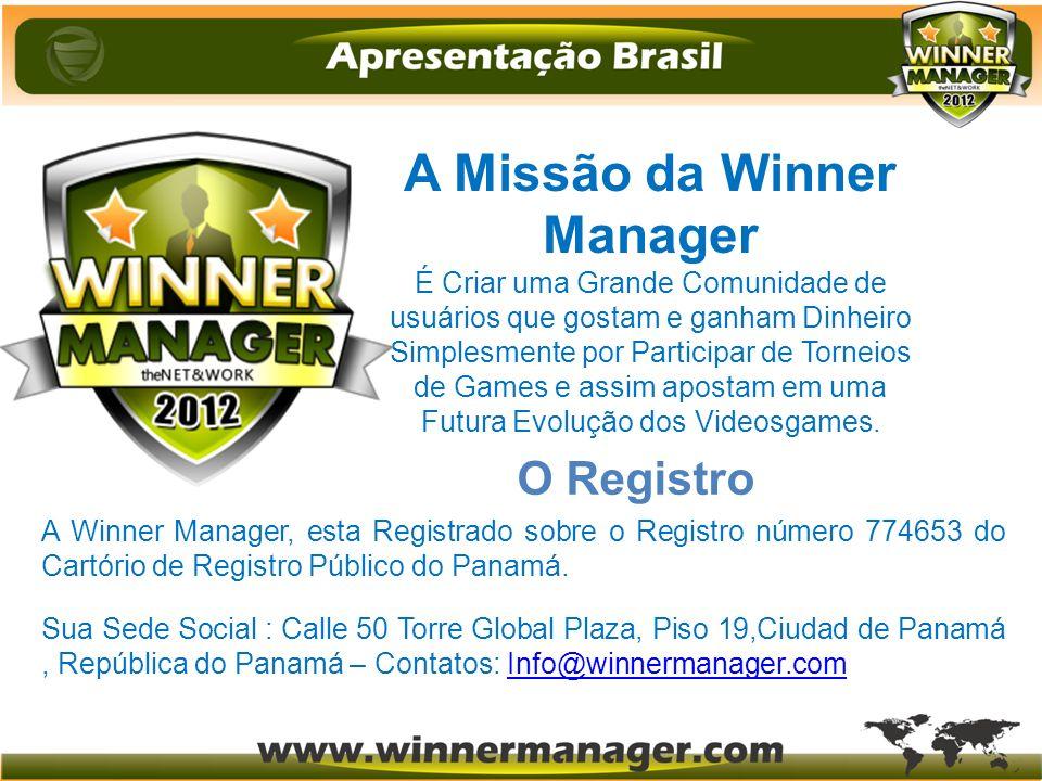 A Missão da Winner Manager