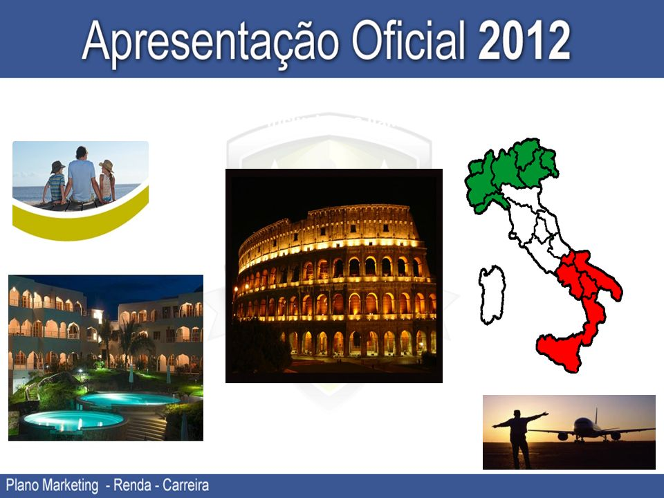 turismo inclusivo na Itália 2 pessoas x 2 semanas