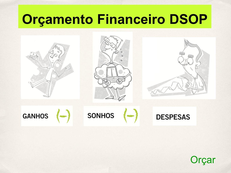 Orçamento Financeiro DSOP
