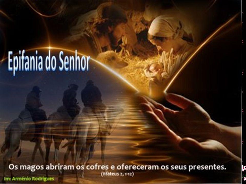 A primeira leitura, Is 60,1-6,leitura anuncia a chegada da luz salvadora de Jahwéh, que alegrará Jerusalém