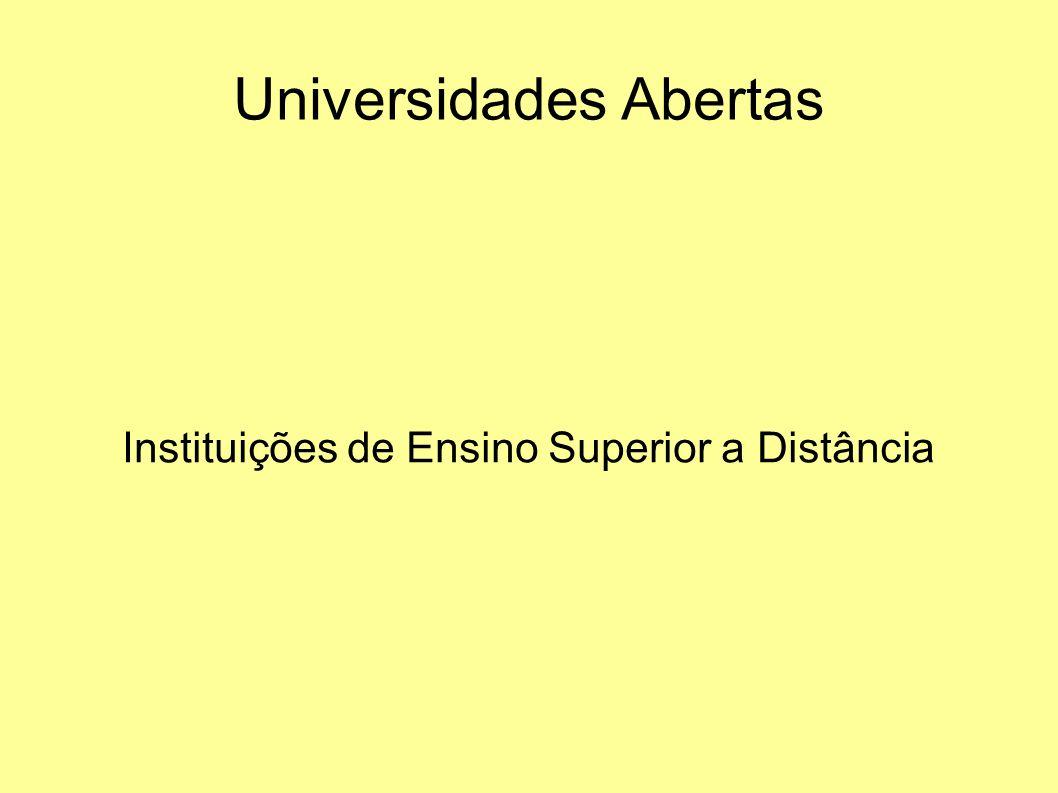 Universidades Abertas