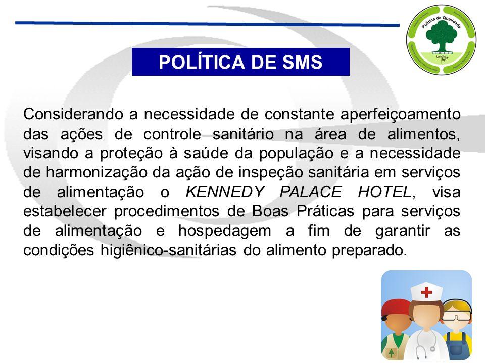 POLÍTICA DE SMS