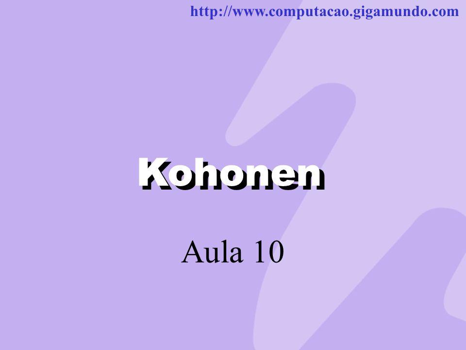 Kohonen Kohonen Aula 10