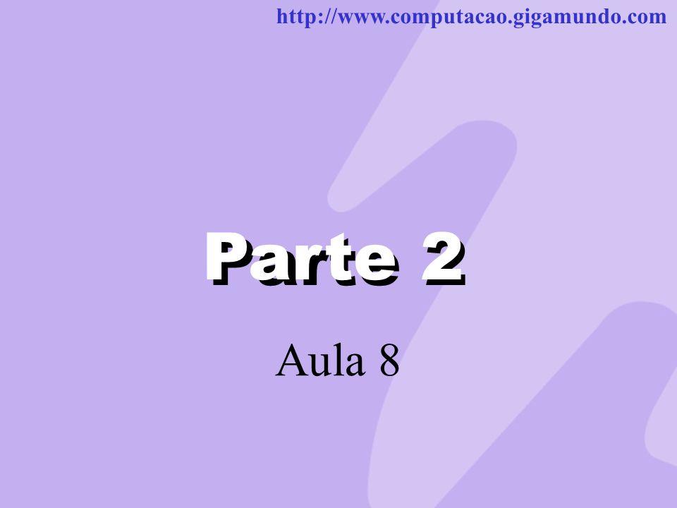 Parte 2 Parte 2 Aula 8