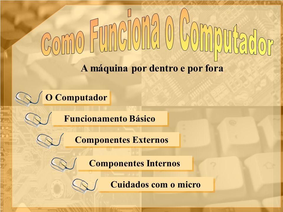 Como Funciona o Computador