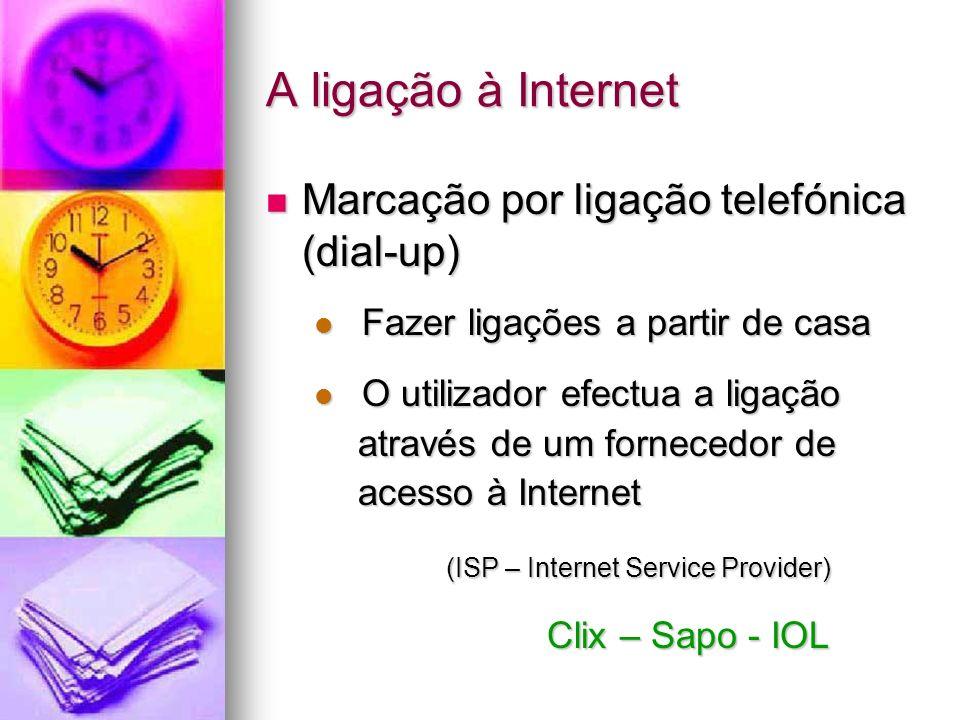 (ISP – Internet Service Provider)