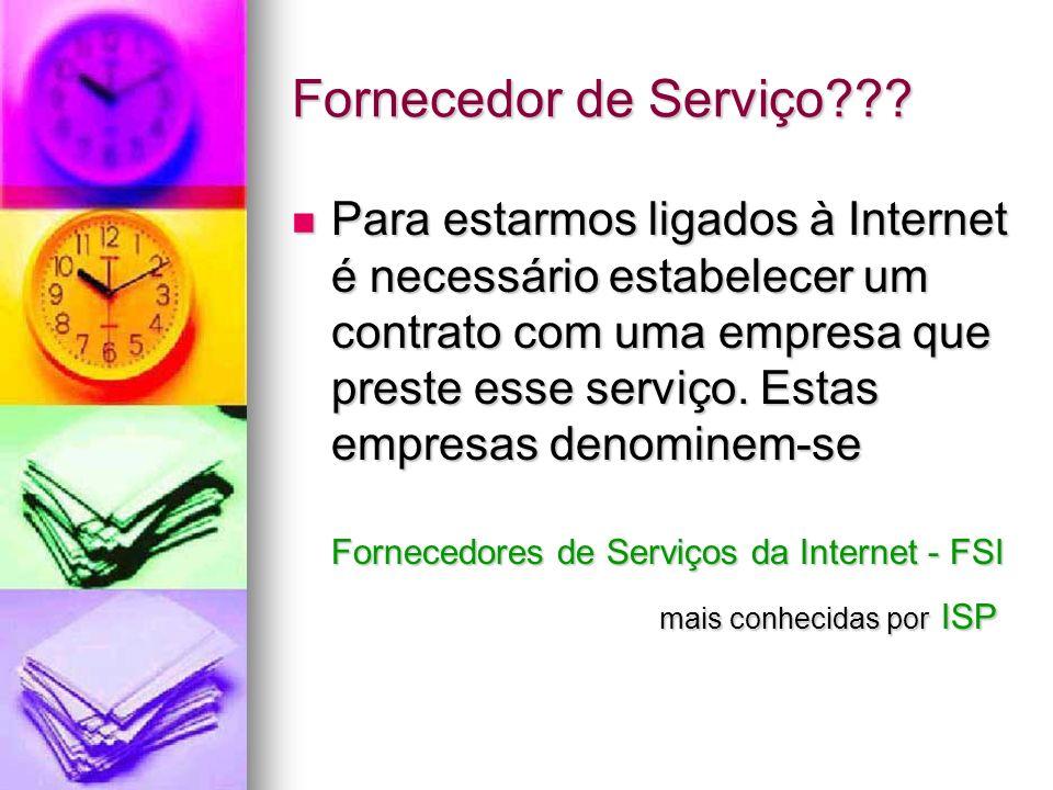 Fornecedor de Serviço