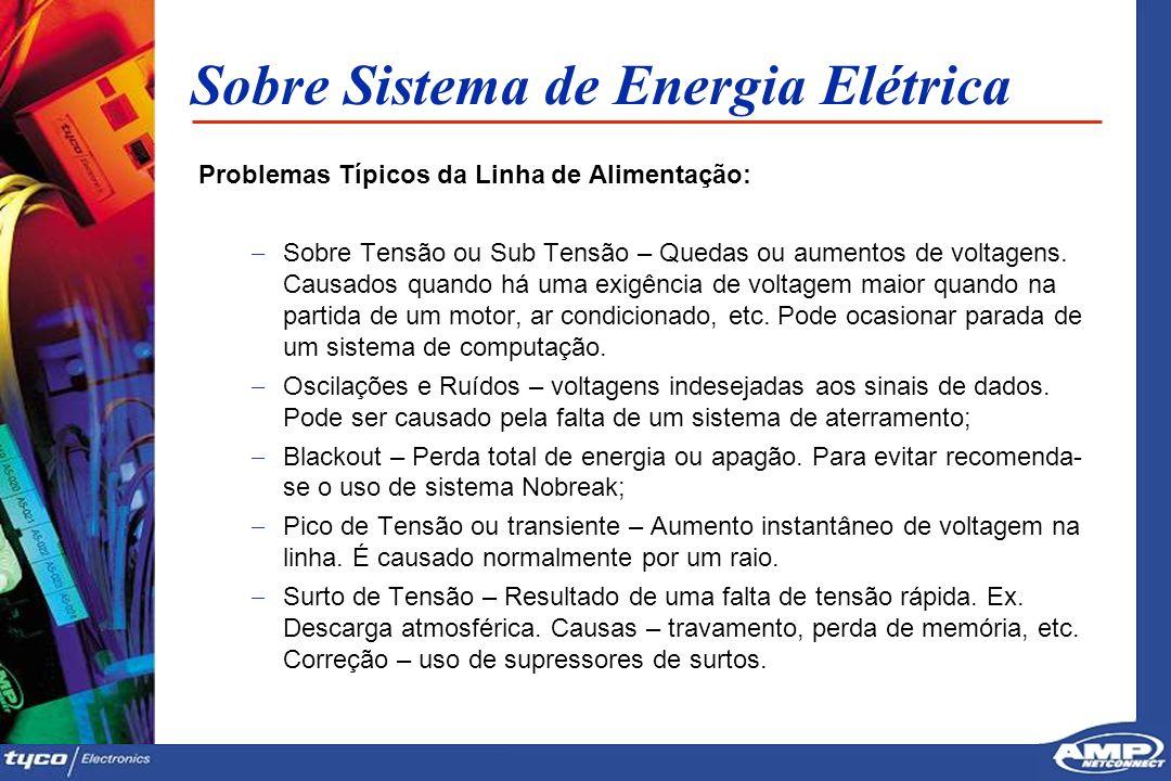 Sobre Sistema de Energia Elétrica