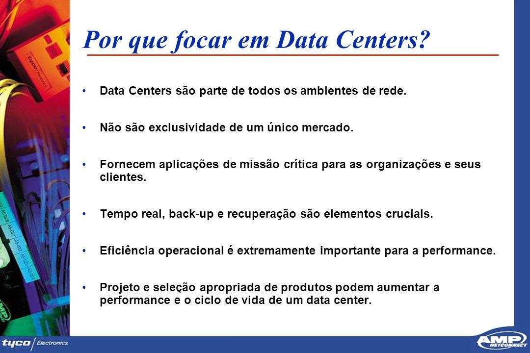 Por que focar em Data Centers