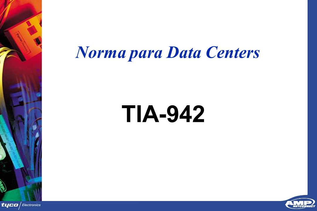 Norma para Data Centers