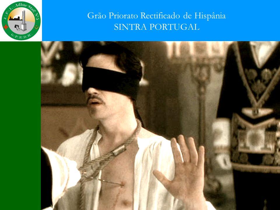 Grão Priorato Rectificado de Hispânia SINTRA PORTUGAL