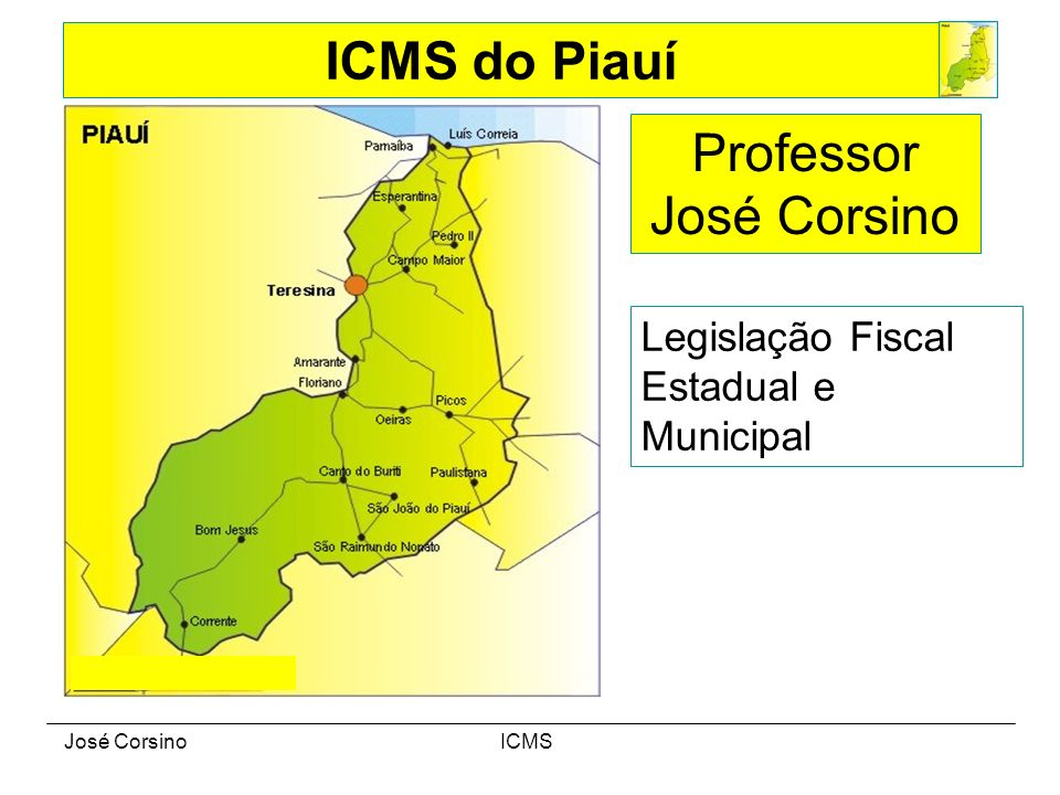 Professor José Corsino