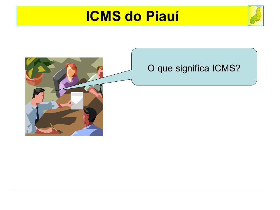 O que significa ICMS