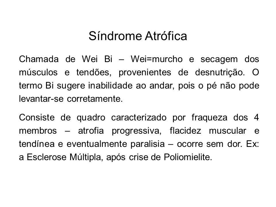Síndrome Atrófica