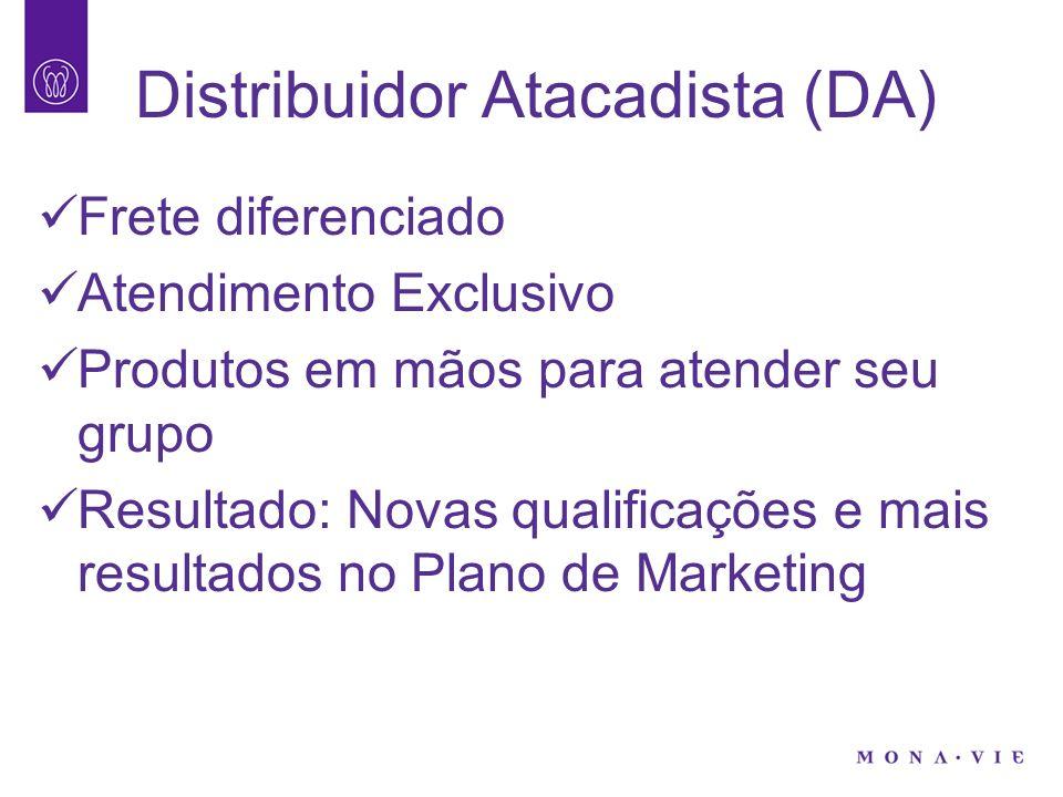Distribuidor Atacadista (DA)