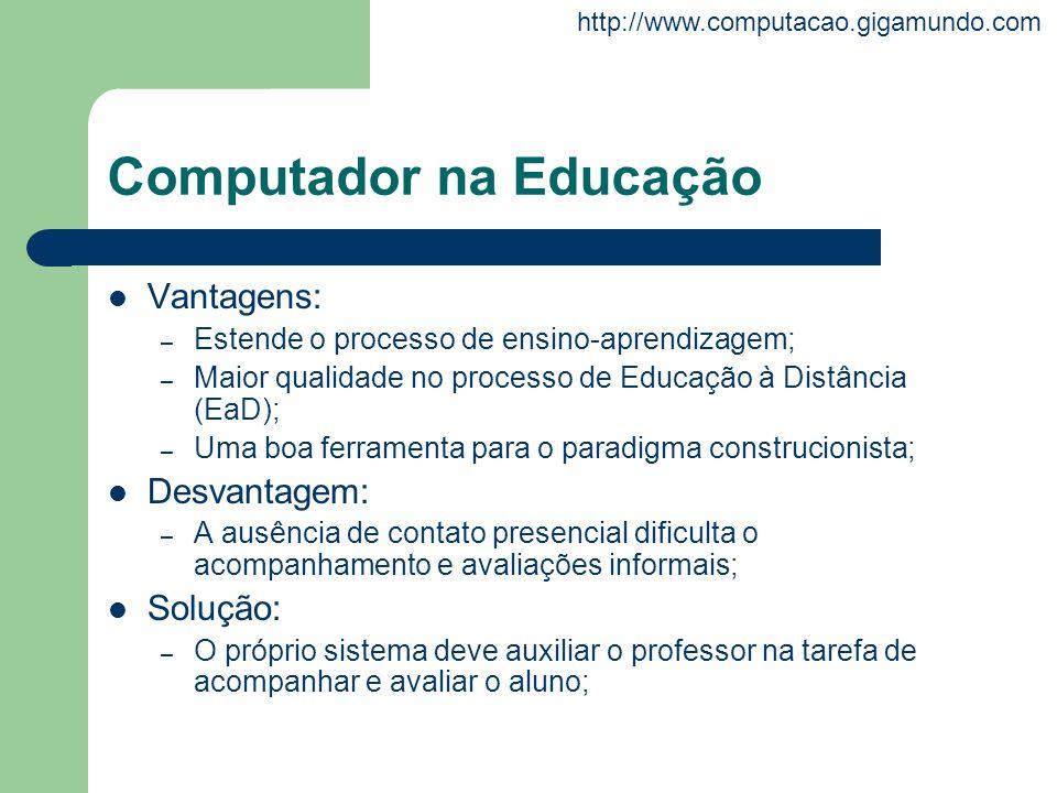 Computador na Educação
