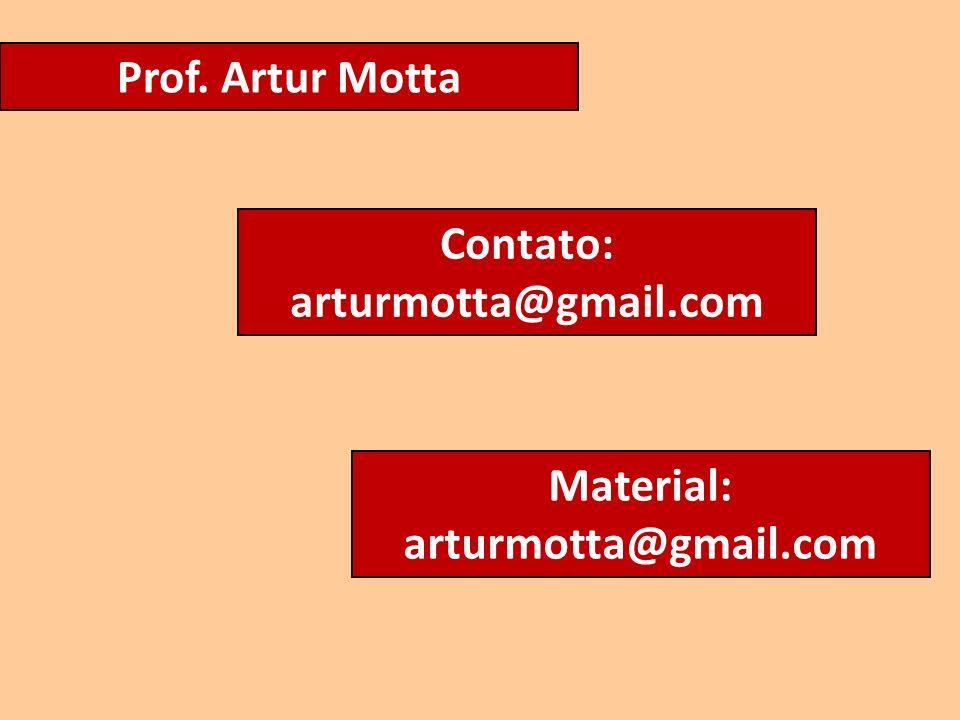 Contato: arturmotta@gmail.com