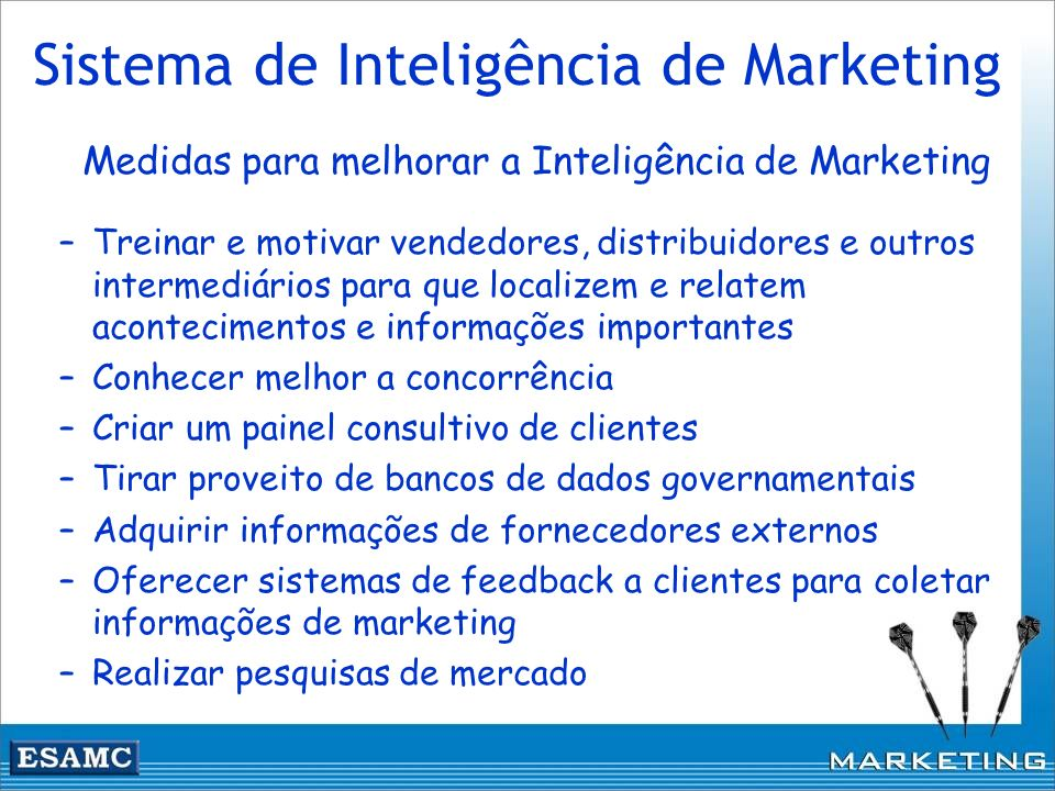 Sistema de Inteligência de Marketing