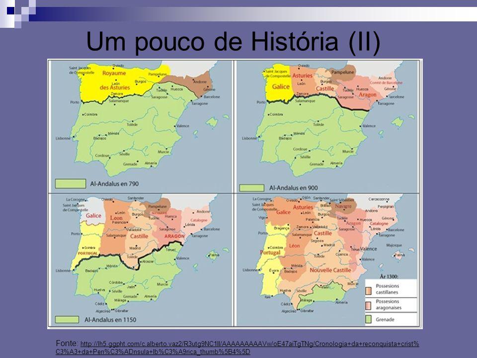 Um pouco de História (II)