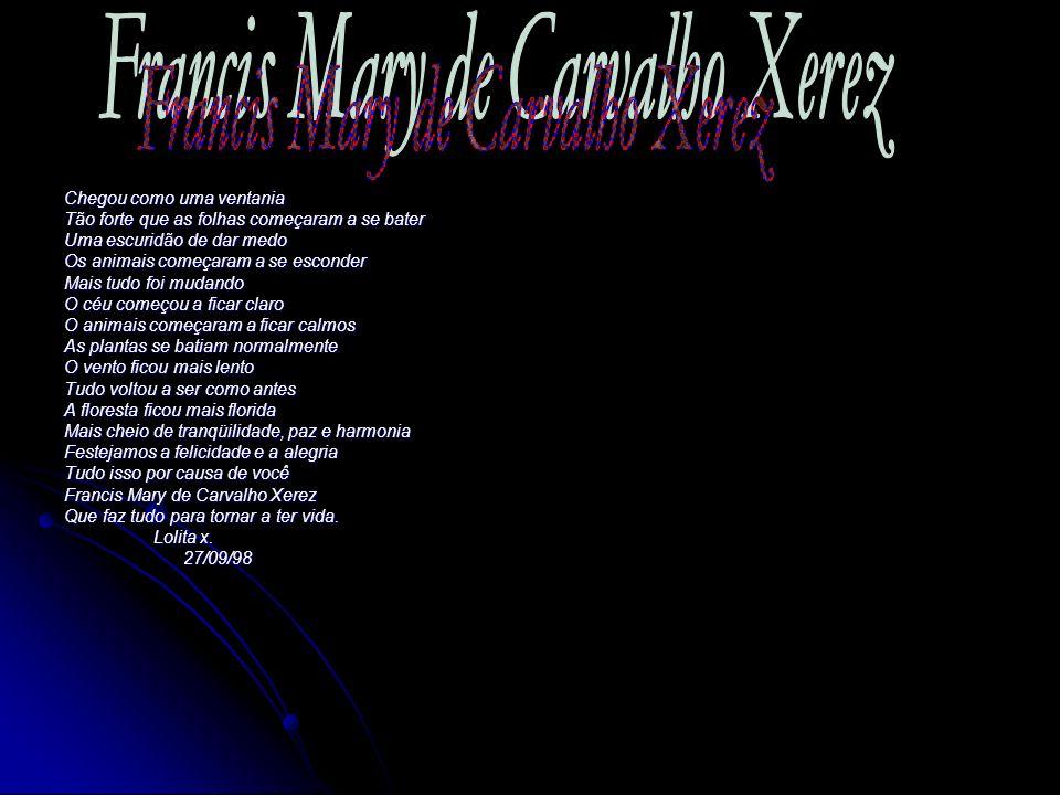 Francis Mary de Carvalho Xerez