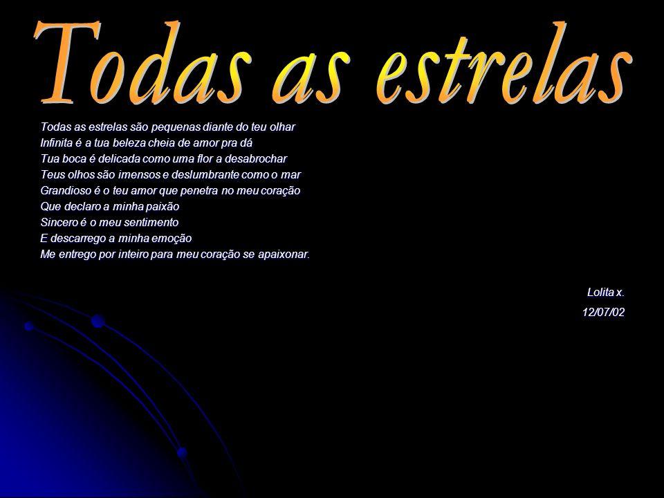Lolita x. Todas as estrelas