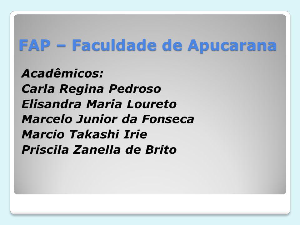 FAP – Faculdade de Apucarana
